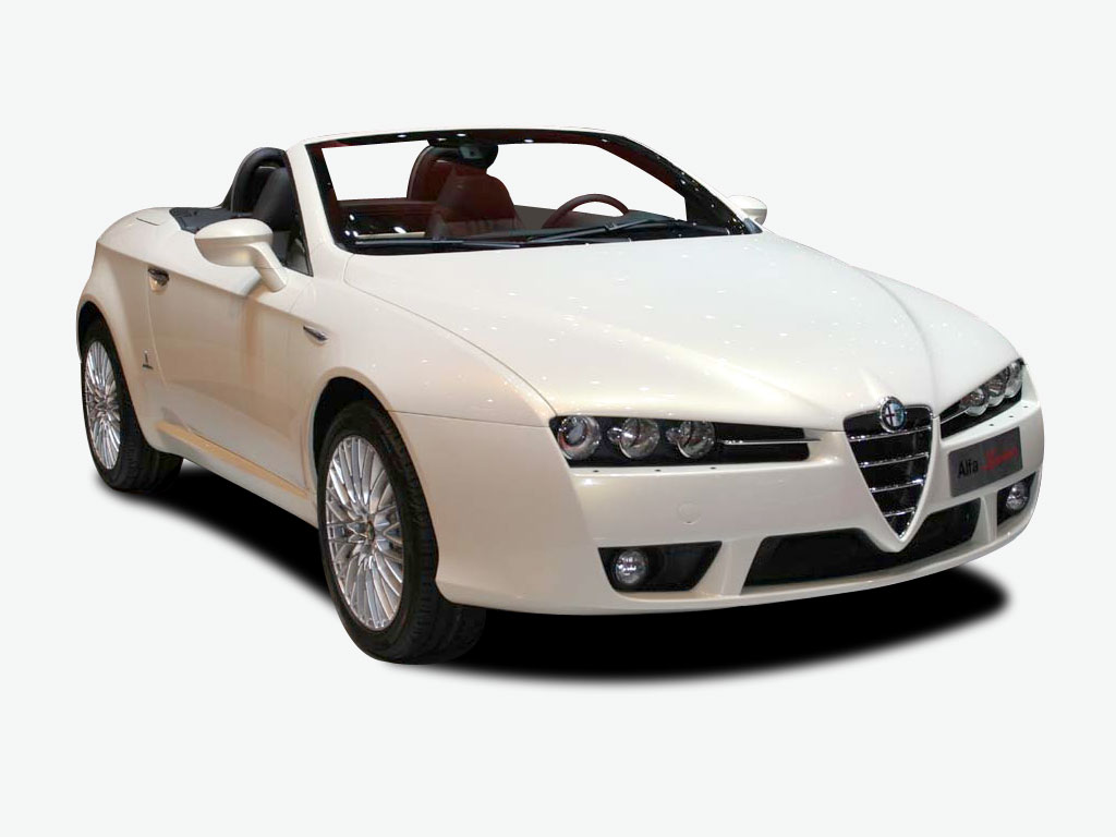 new alfa romeo spider 2 2 jts 2dr convertible uk car. Black Bedroom Furniture Sets. Home Design Ideas