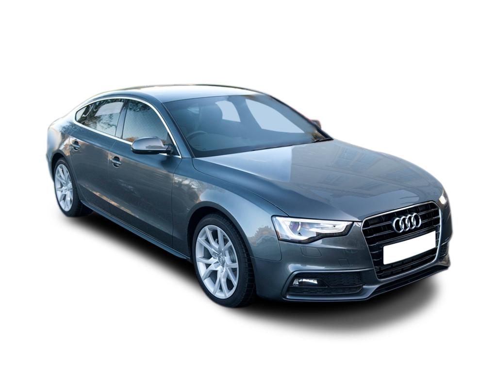 Audi A5 S5 Quattro Black Edition 5dr S Tronic sportback ...