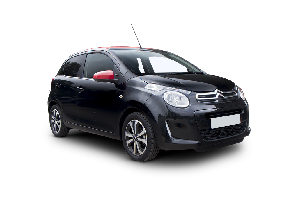 new citroen c1 1 0 vti flair 5dr etg airscape hatchback uk car. Black Bedroom Furniture Sets. Home Design Ideas