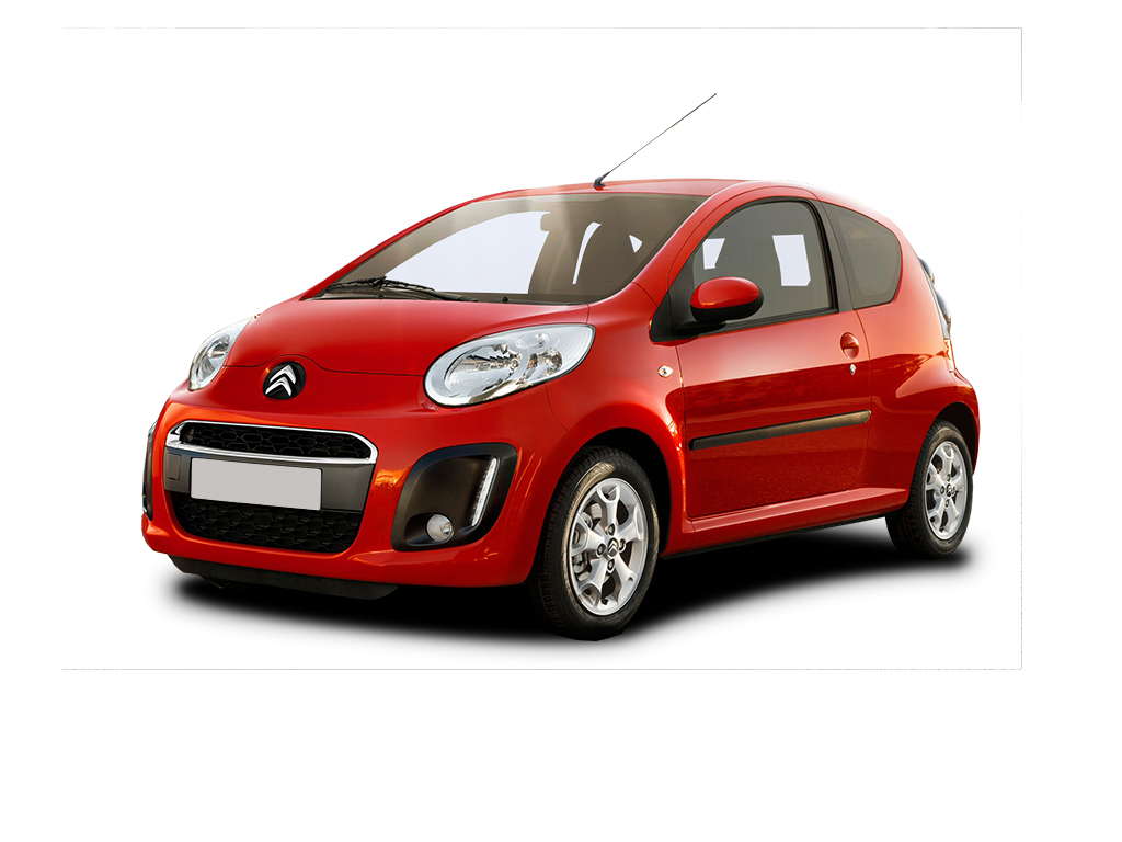 New Citroen C1 1.0i VTR+ 3dr hatchback UK Car