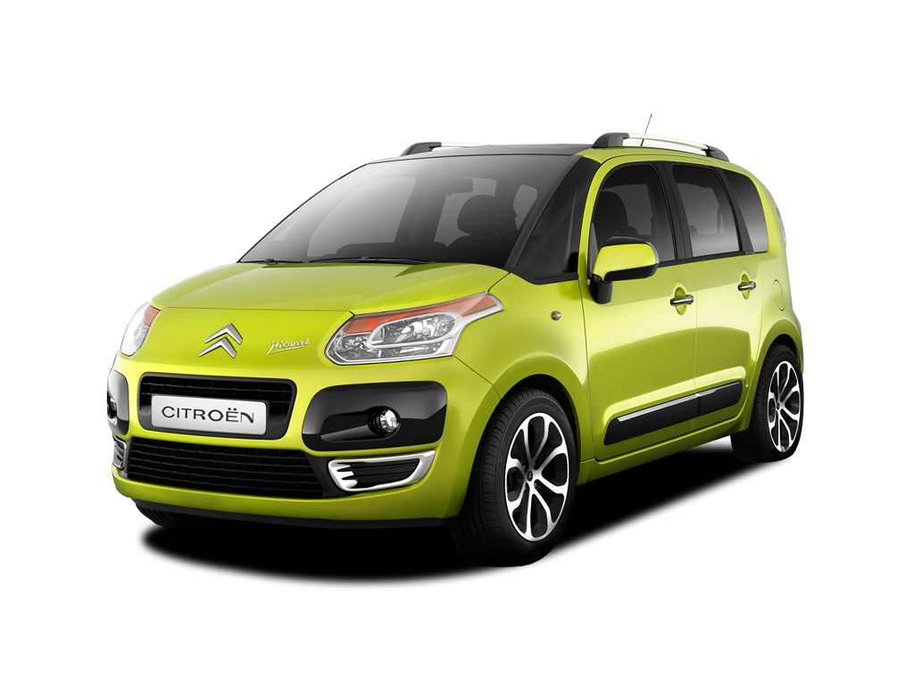 citroen c3 picasso 1 6 hdi 8v exclusive 5dr diesel estate. Black Bedroom Furniture Sets. Home Design Ideas