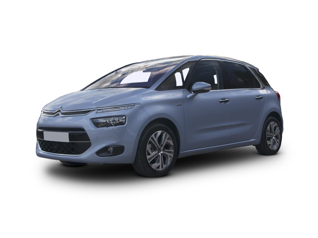 new citroen c4 picasso 1 6 e hdi 115 airdream exclusive 5dr etg6 diesel estate uk car. Black Bedroom Furniture Sets. Home Design Ideas