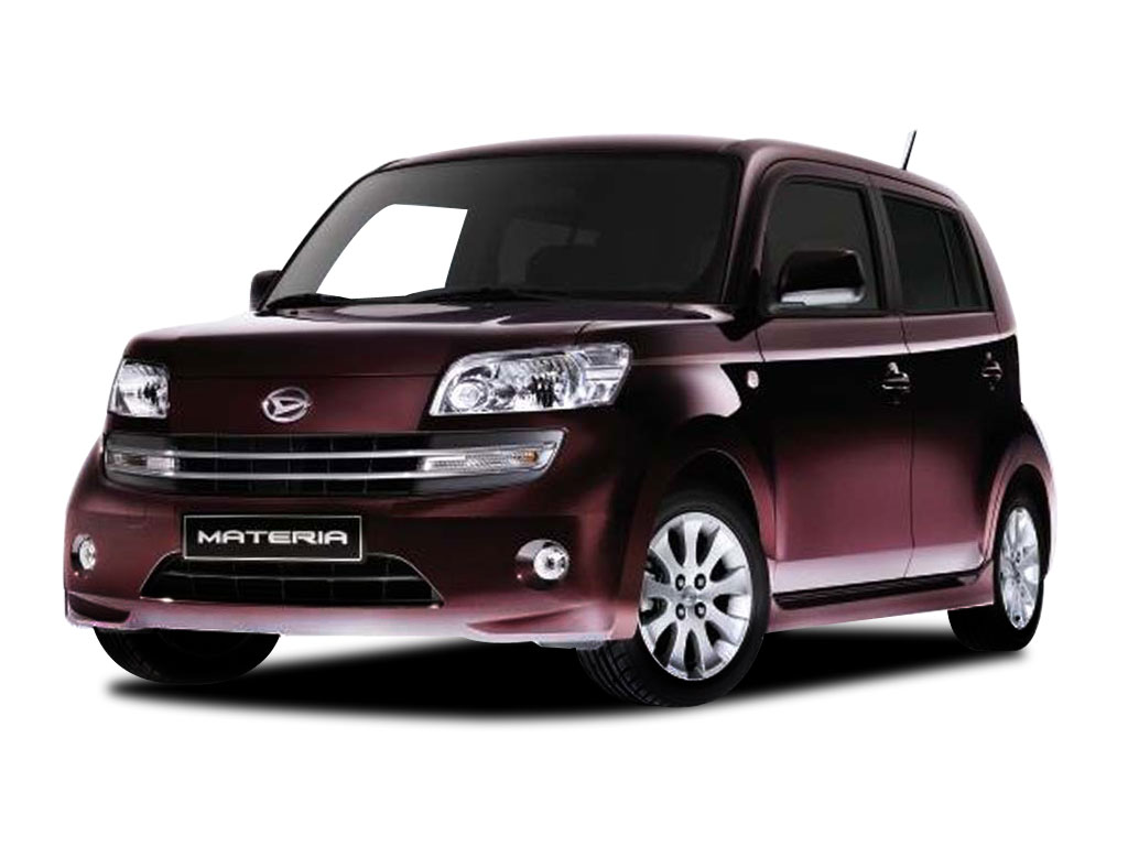 daihatsu materia 1 5 5dr auto hatchback discounted cars. Black Bedroom Furniture Sets. Home Design Ideas