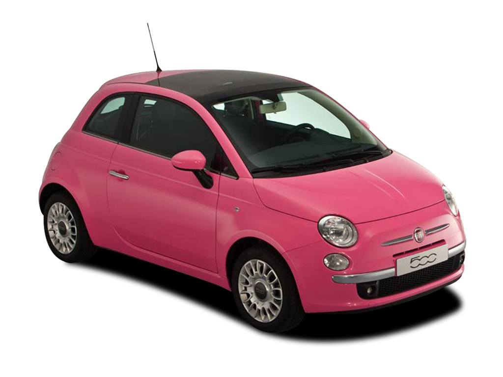 fiat 500 1 2 pink 3dr hatchback special editions dealer. Black Bedroom Furniture Sets. Home Design Ideas