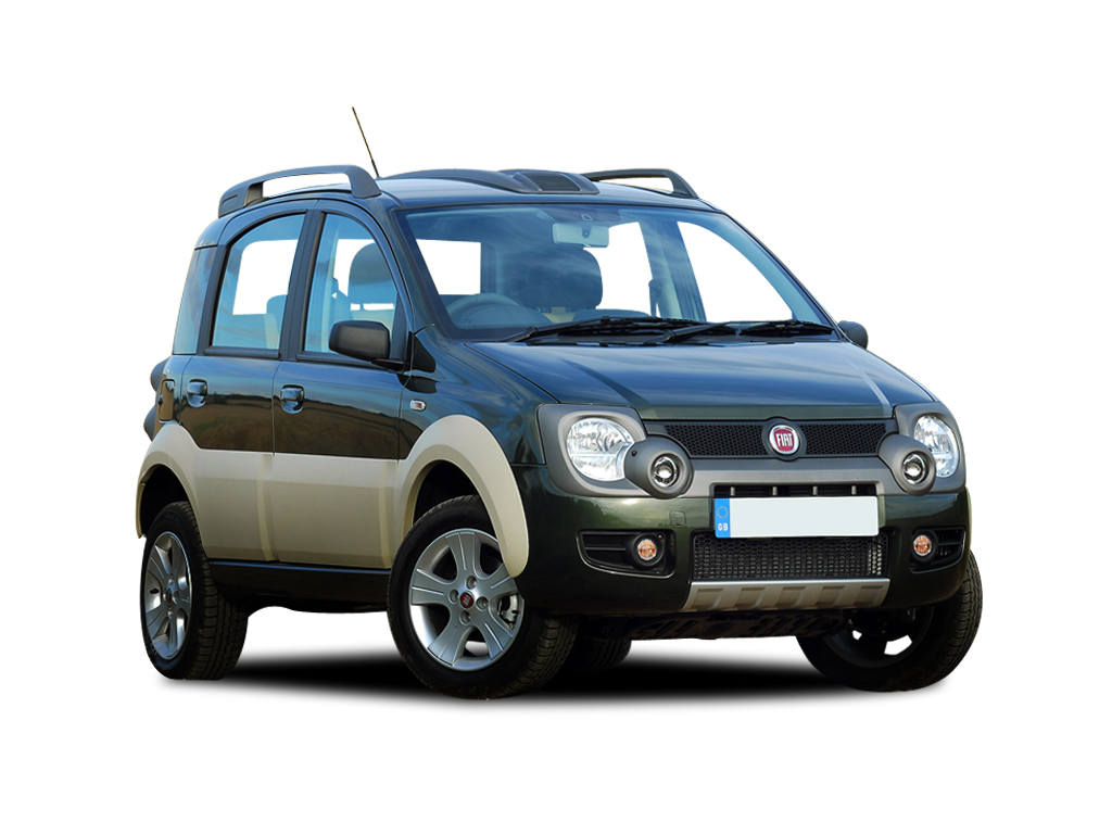 FIAT PANDA HATCHBACK 0.9 TwinAir [90] Cross 4x4 5dr Leasing Deals