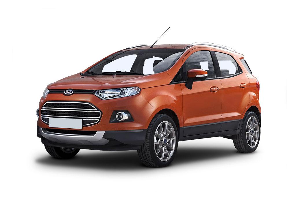 Ford Ecosport 1 5 Tdci Titanium 5dr X Pack Diesel