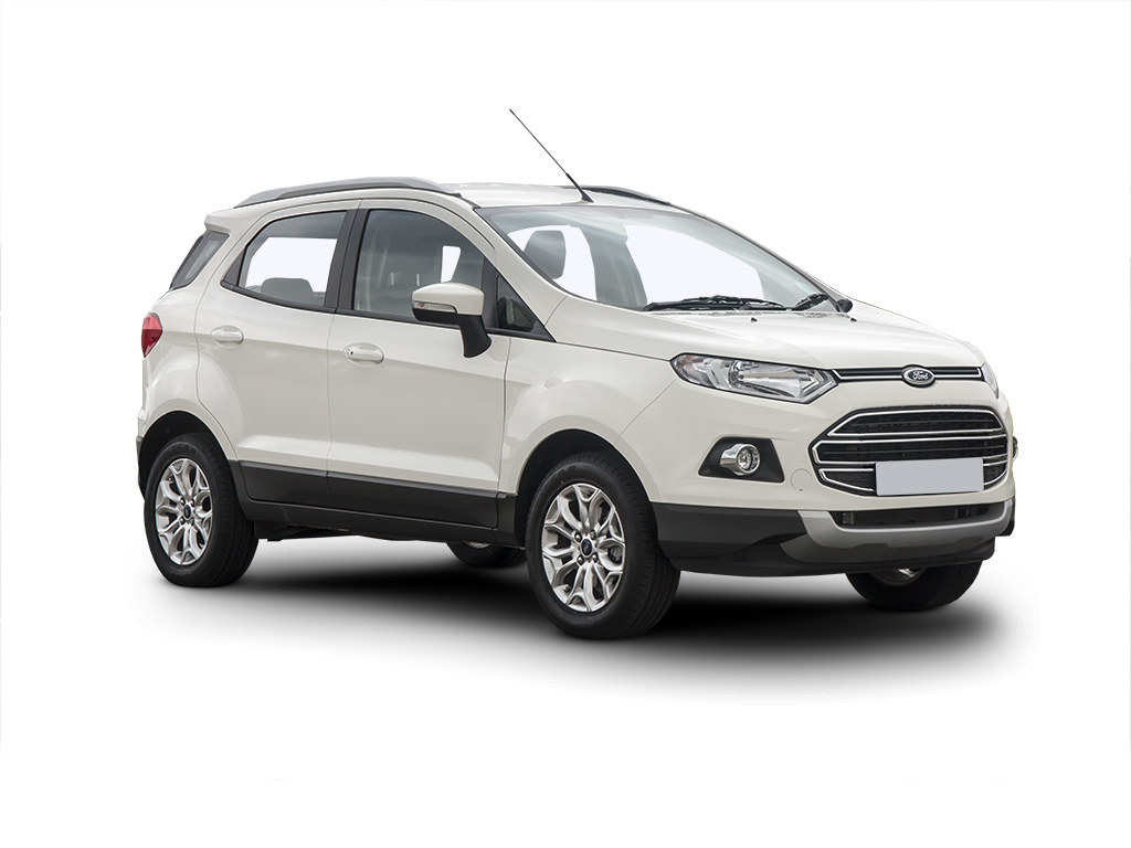 Ford ECOSPORT 1.5 Titanium 5dr [X Pack] Powershift  hatchback