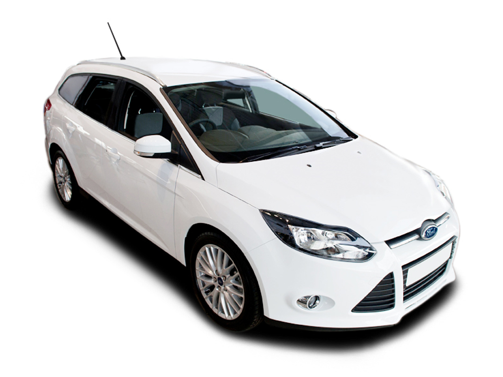 Ford Focus 1.6 EcoBoost Titanium 5dr  estate