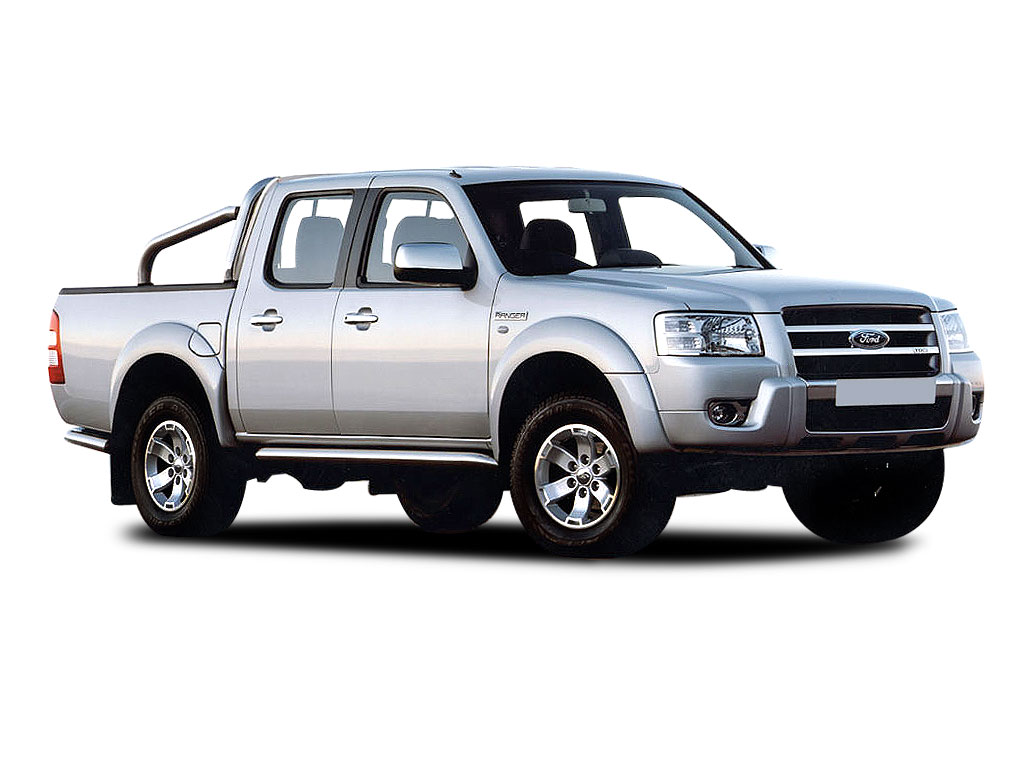 ford ranger pick up thunder double cab 2 5 tdci 4wd diesel. Black Bedroom Furniture Sets. Home Design Ideas