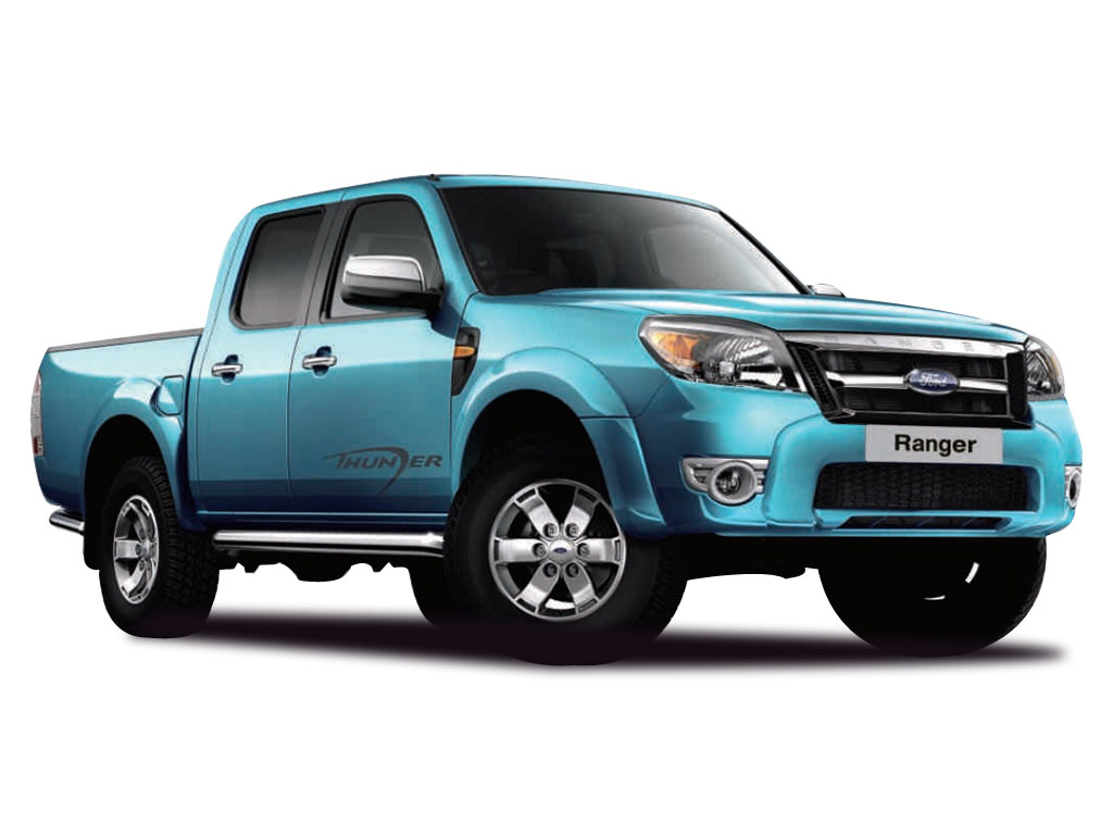 ford ranger pick up double cab thunder 2 5 tdci 4wd diesel. Black Bedroom Furniture Sets. Home Design Ideas