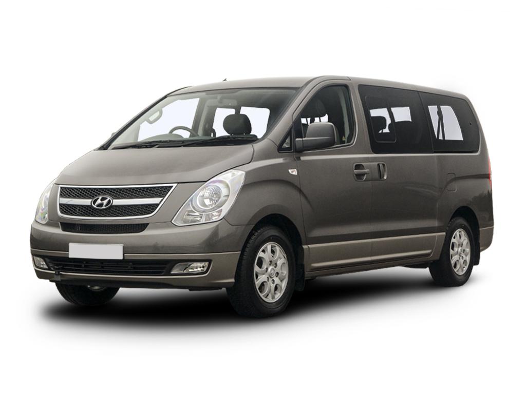Hyundai Lease Deals >> Buy a Hyundai I800 2.5 CRDi [134] Style 5dr diesel estate