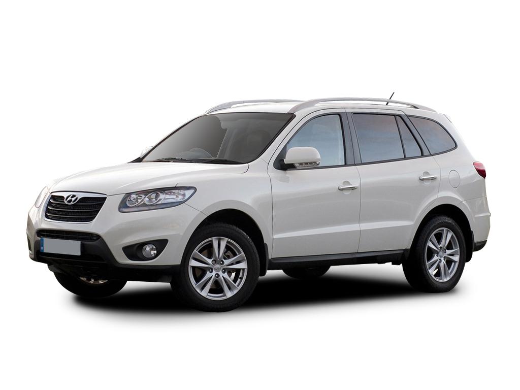 Hyundai Santa fe 2.2 CRDi Premium 5dr [7 Seats] diesel estate at ...
