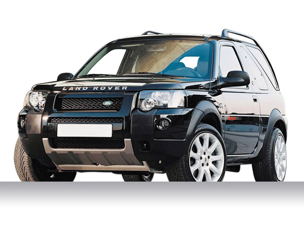 land rover freelander 2 0 td4 freestyle hardback 3dr. Black Bedroom Furniture Sets. Home Design Ideas