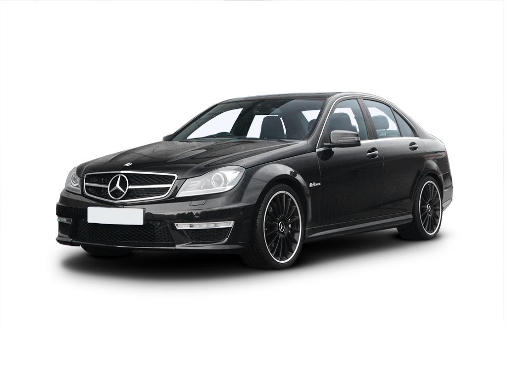 Mercedes Benz C Class C63 4dr Auto Amg Saloon At Discount