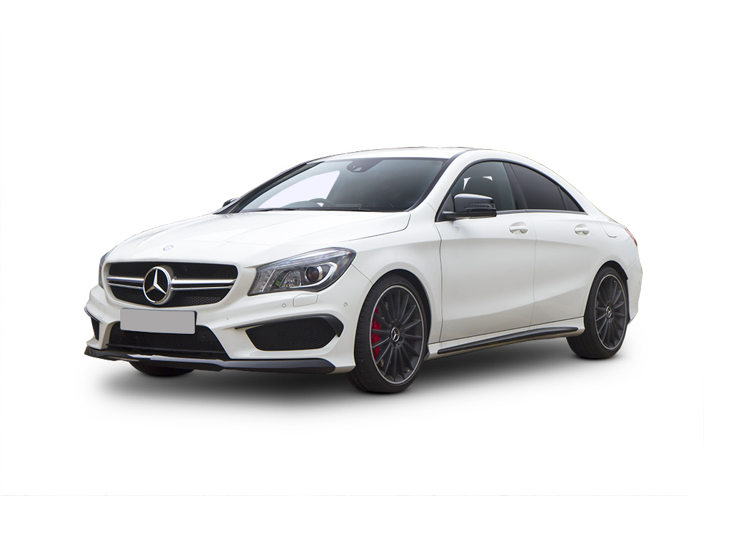 Mercedes benz cla class cla 45 4matic 4dr tip auto map for Mercedes benz cla lease deals