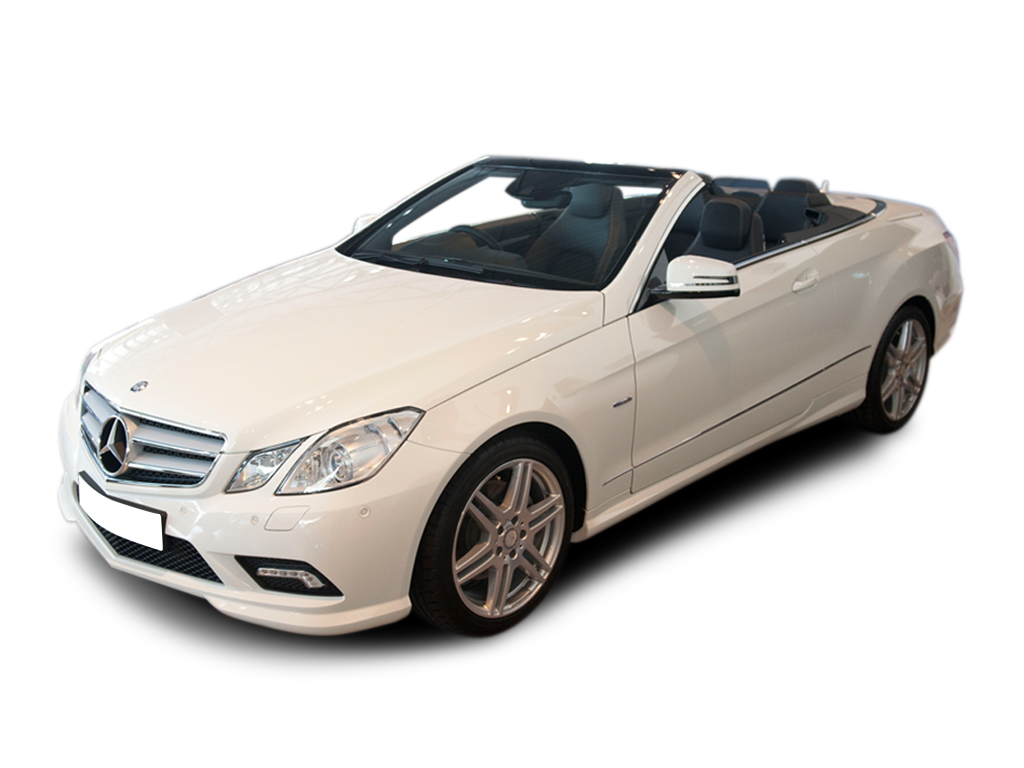 Mercedes Benz E Class E200 BlueEFFICIENCY Sport 2dr Tip Auto  cabriolet
