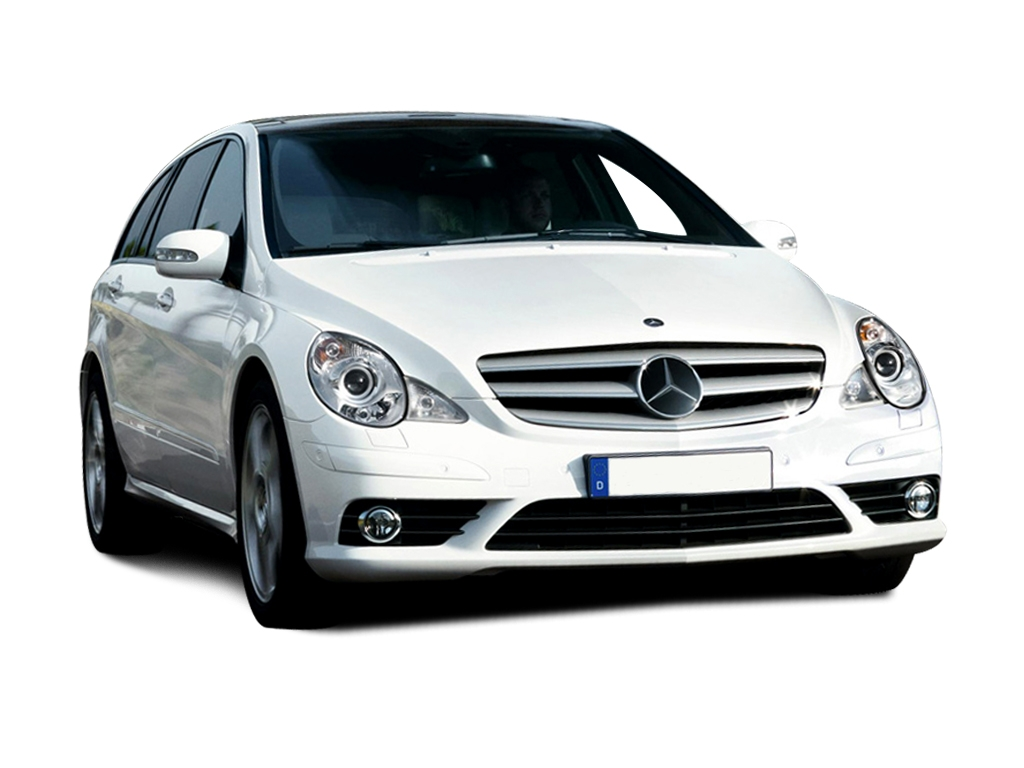 Mercedes Benz R Class R350 CDI Sport 5dr [AMG Bodykit] [7 Seat] Auto . Full resolution  snapshot, nominally Width 1024 Height 768 pixels, snapshot with #334A61.