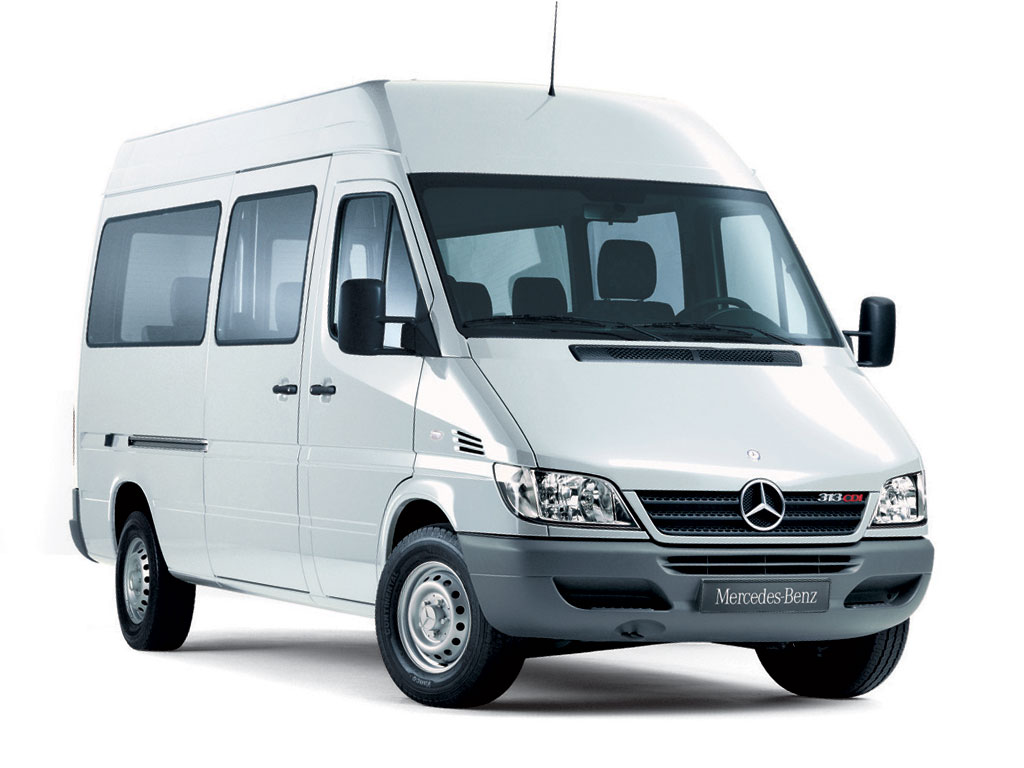 Brand new mercedes benz sprinter 313cdi tl17 17 seater for Mercedes benz minibuses