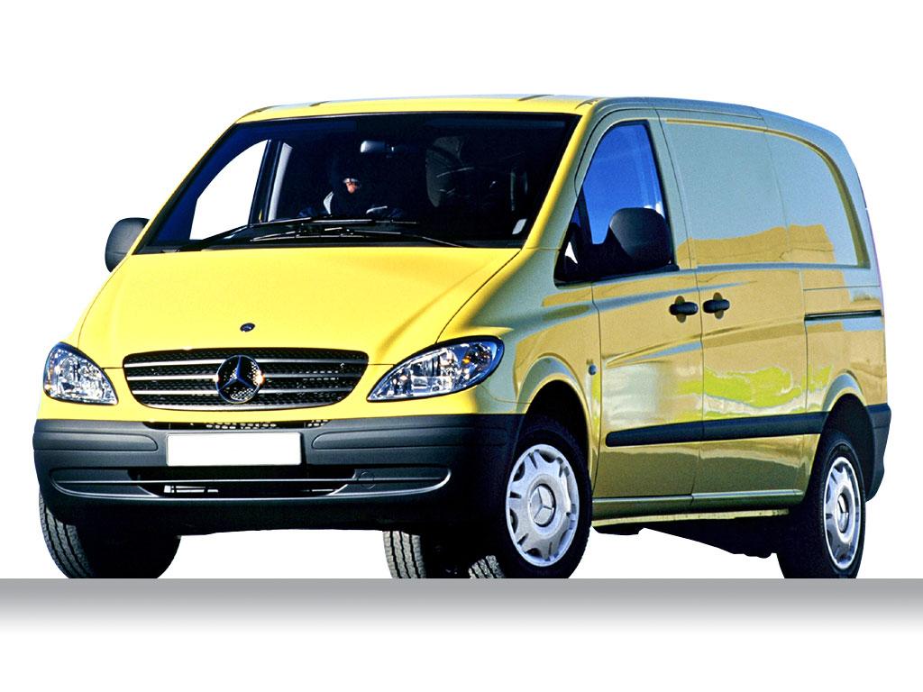 carsgear mercedes benz vito 109cdi compact car wallpaper. Black Bedroom Furniture Sets. Home Design Ideas