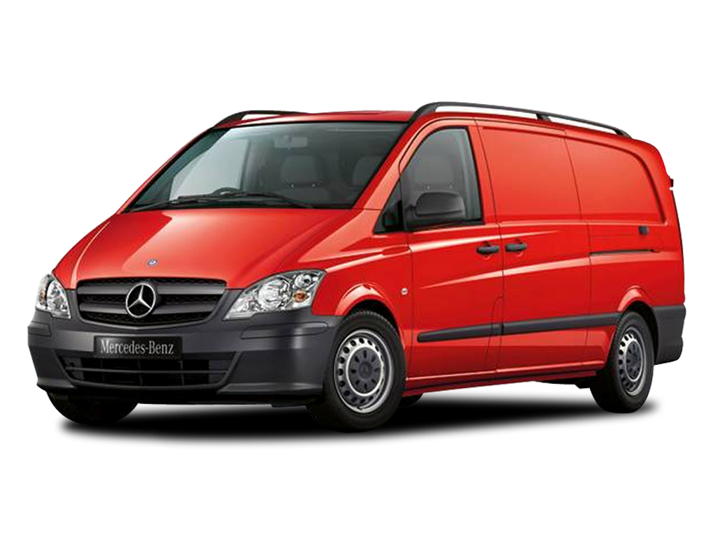 Brand new mercedes benz vito 110cdi van compact diesel for Mercedes benz work vans