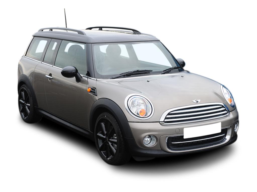new mini clubman 1 6 cooper d 5dr diesel estate uk car. Black Bedroom Furniture Sets. Home Design Ideas