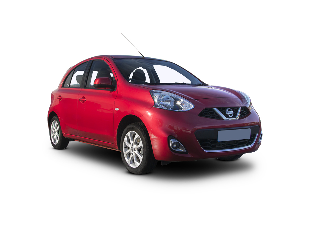 nissan micra 1 2 visia 5dr hatchback at cheap price. Black Bedroom Furniture Sets. Home Design Ideas