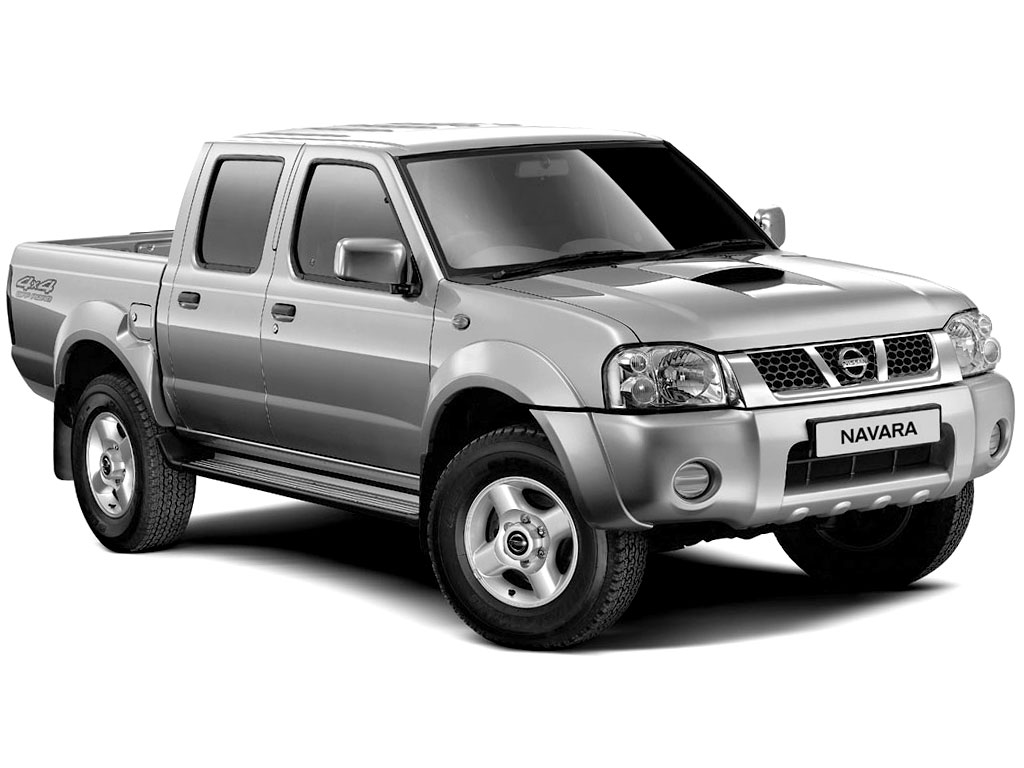 nissan navara outlaw double cab pick up 4wd di diesel. Black Bedroom Furniture Sets. Home Design Ideas