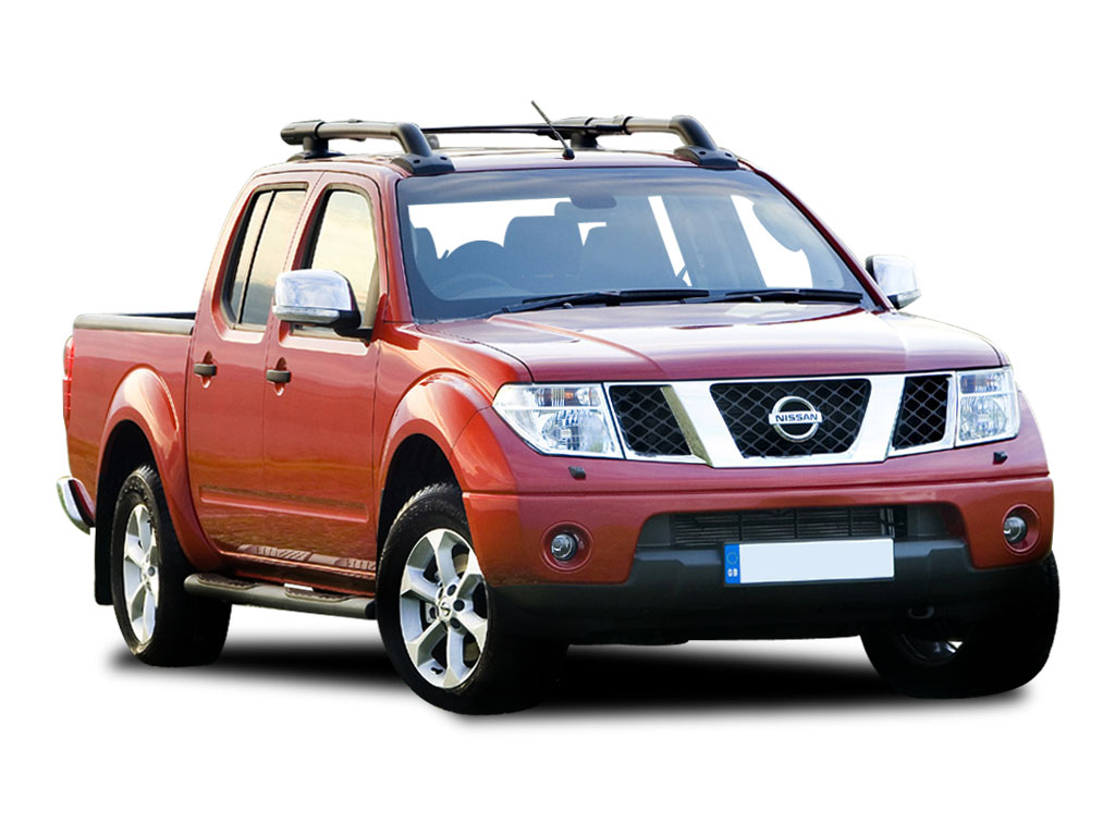 nissan navara double cab pick up outlaw 169 4wd. Black Bedroom Furniture Sets. Home Design Ideas