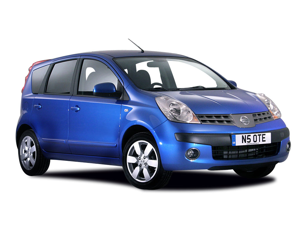 nissan note 1 6 acenta r 5dr hatchback special editions discounted cars. Black Bedroom Furniture Sets. Home Design Ideas