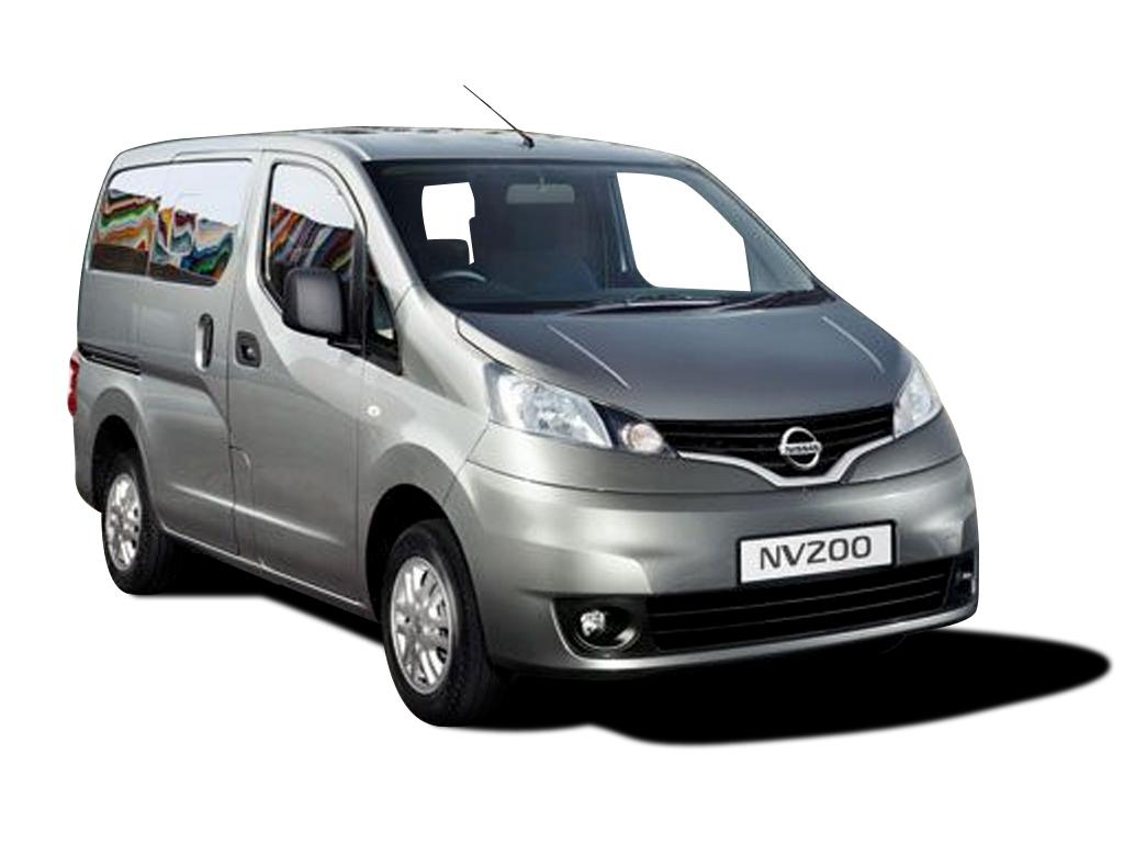 New Nissan Nv200 1 5 Dci 110 Acenta 5dr 7 Seat Combi