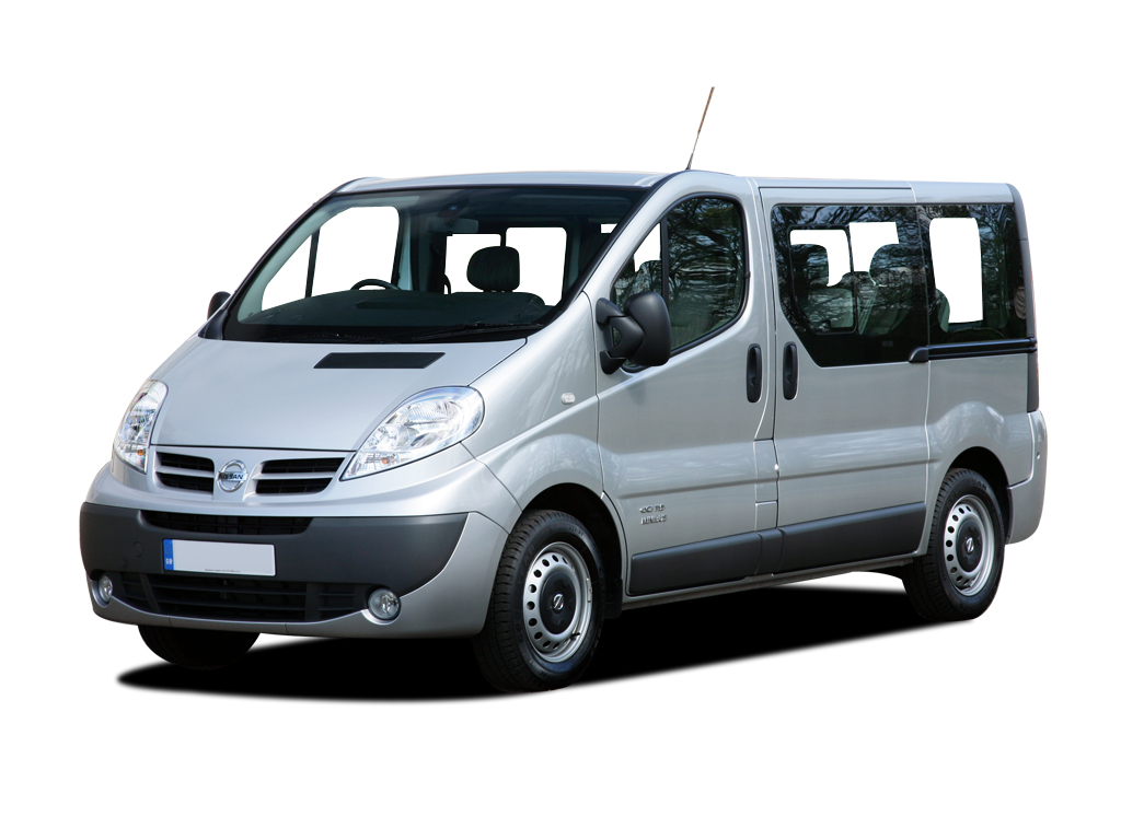 brand new nissan primastar 2 0 dci se 115ps 9 seater minibus swb diesel standard roof minibus. Black Bedroom Furniture Sets. Home Design Ideas