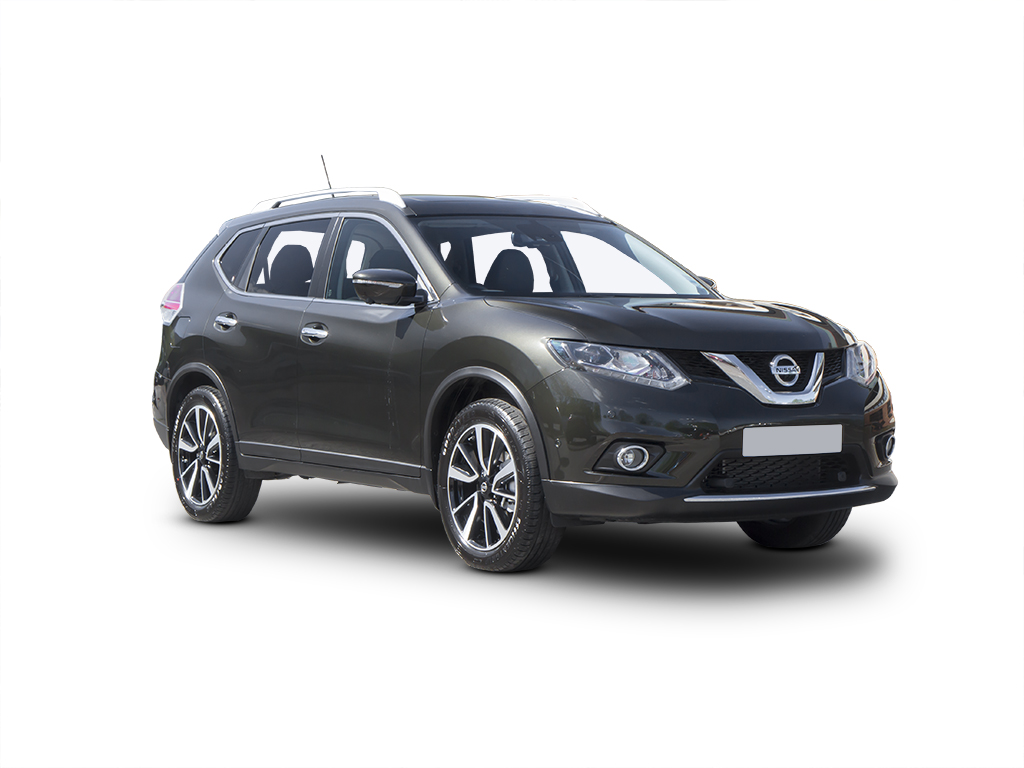 new nissan x trail 1 6 dci tekna 5dr xtronic 7 seat diesel station wagon uk car. Black Bedroom Furniture Sets. Home Design Ideas