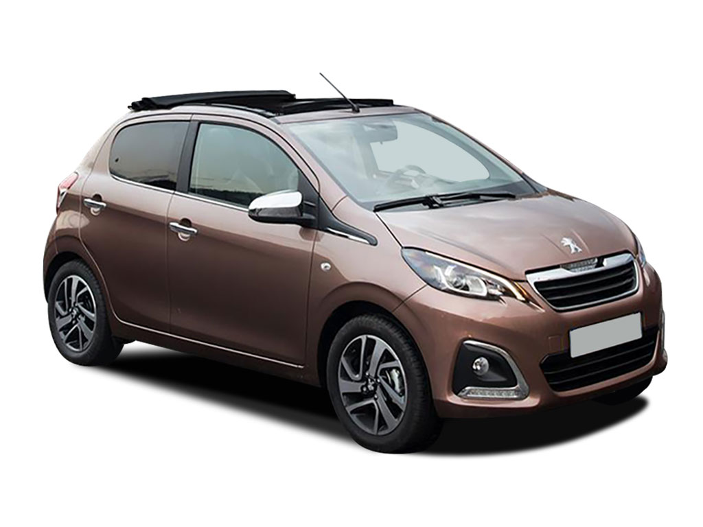 brand new peugeot 108 1 2 vti allure 3dr top hatchback dealership. Black Bedroom Furniture Sets. Home Design Ideas