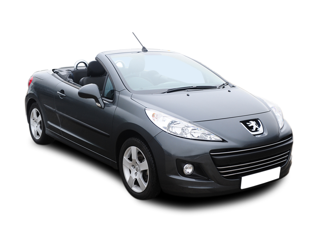peugeot 207 1 6 vti allure 2dr leather coupe cabriolet for sale. Black Bedroom Furniture Sets. Home Design Ideas