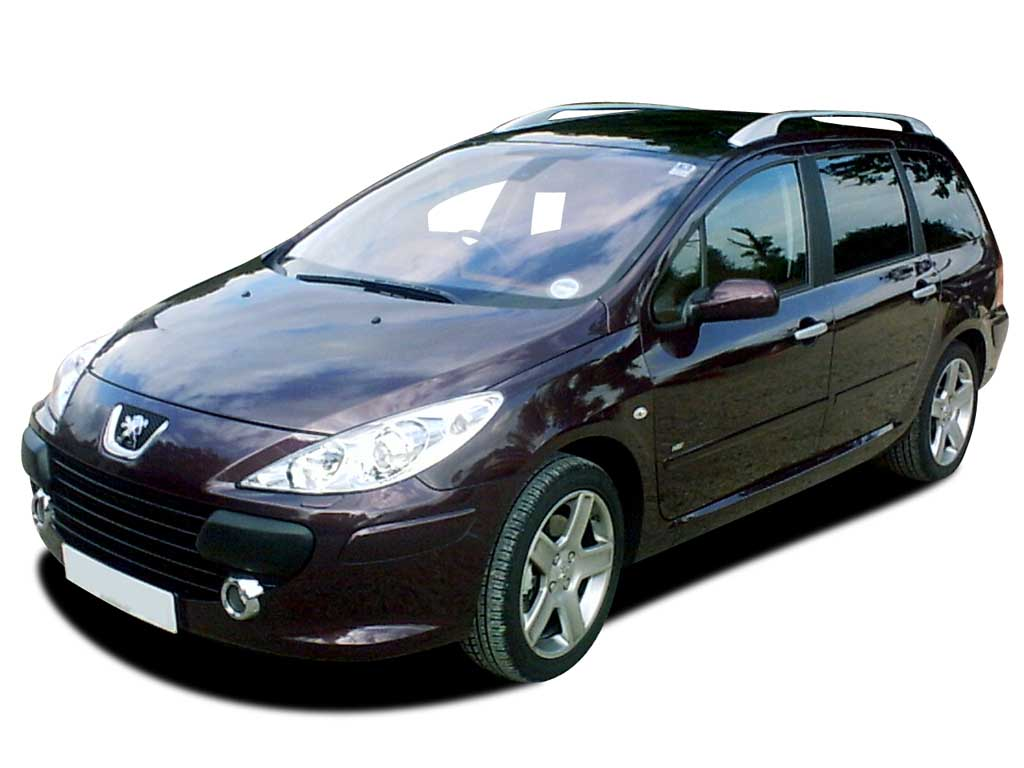 peugeot 307 1 6 hdi 110 se 5dr diesel sw estate at. Black Bedroom Furniture Sets. Home Design Ideas