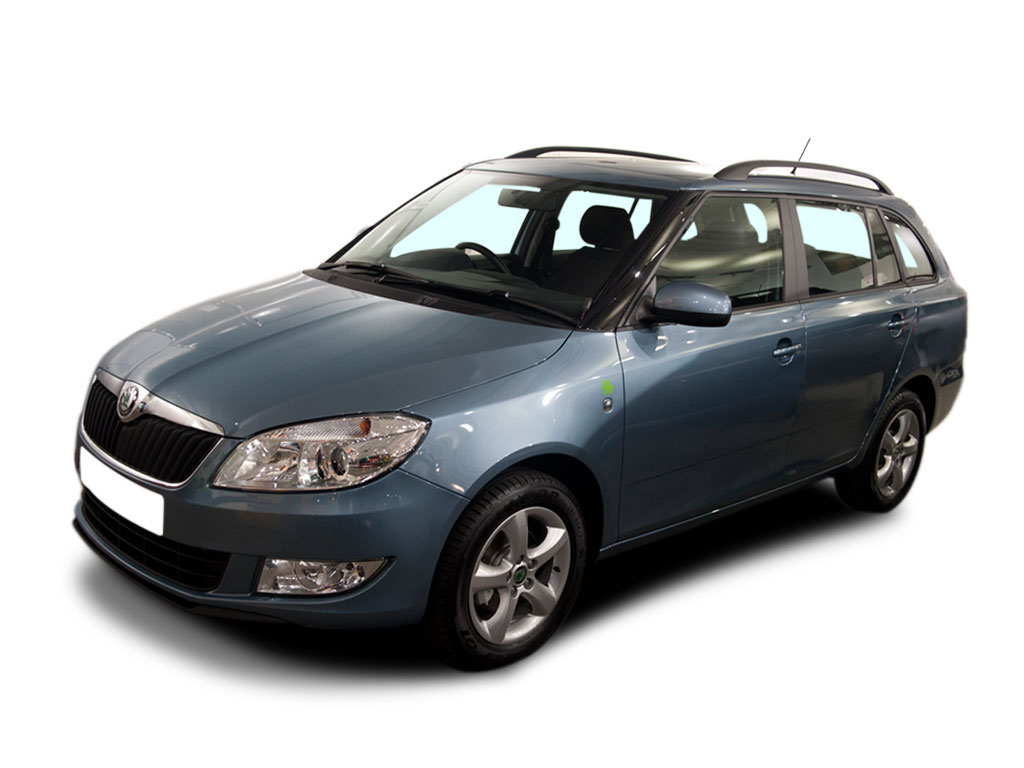 skoda fabia 1 2 tdi cr greenline ii 5dr diesel estate for sale. Black Bedroom Furniture Sets. Home Design Ideas