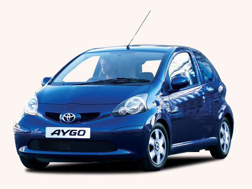 new toyota aygo 1 0 vvt i blue 3dr hatchback special editions uk car. Black Bedroom Furniture Sets. Home Design Ideas