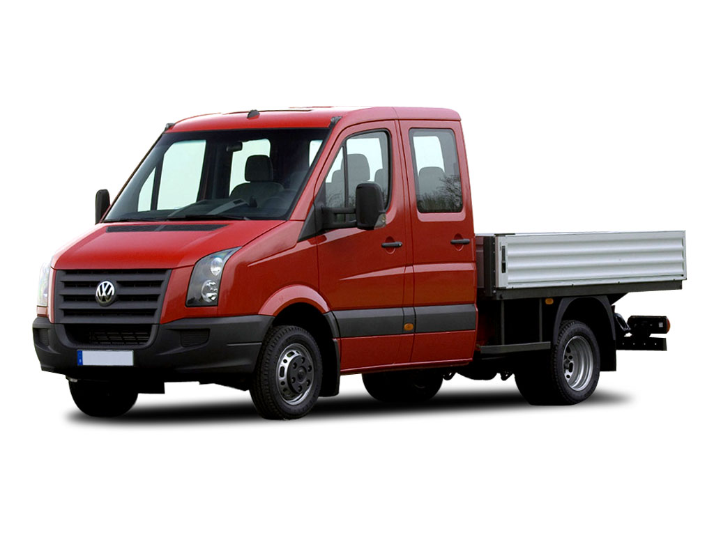 Volkswagen Crafter 2 0 Tdi 109ps Double Cab Dropside Cr35