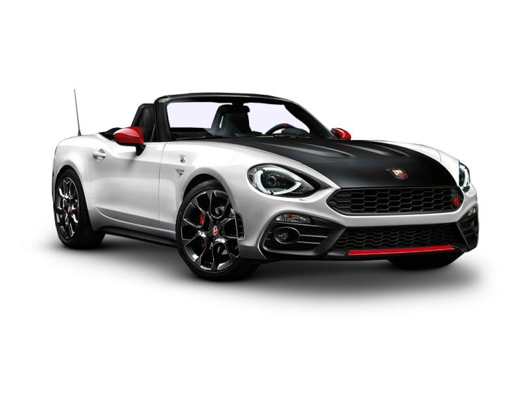 Abarth 124 SPIDER 1.4 T Multiair 2dr Auto  roadster