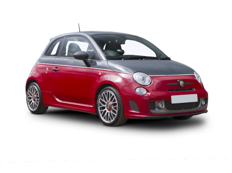 Abarth 500 1.4 16V T-Jet 3dr  hatchback
