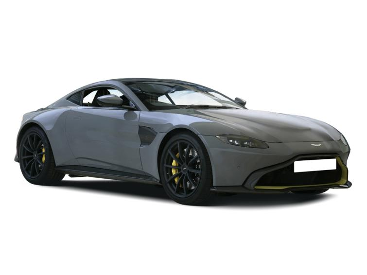 Aston Martin Vantage 2dr ZF 8 Speed Auto  coupe