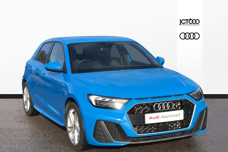 New Audi A1 Sportback 30 Tfsi S Line 5 Door S Tronic 2018 For
