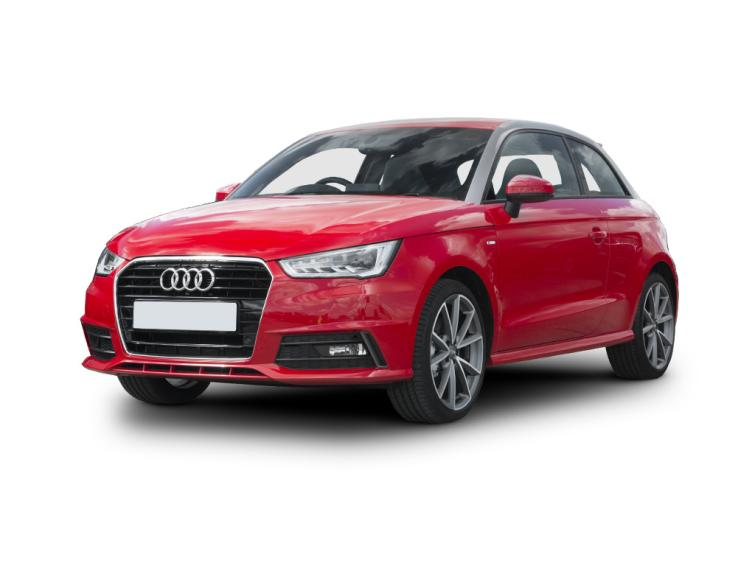 Audi A1 1.4 TFSI 125 Black Edition Nav 3dr  hatchback special editions