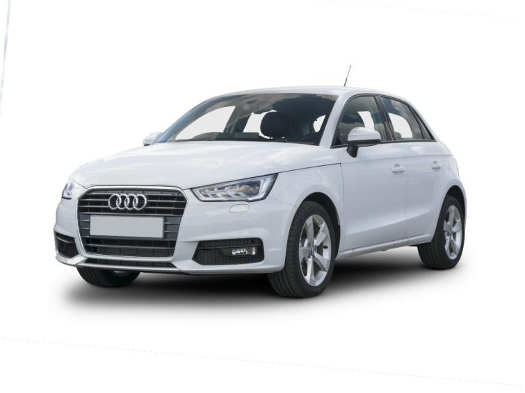 Audi A1 1.4 TFSI 150 Black Edition 5dr  sportback special editions