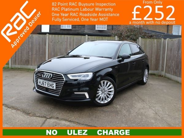 Best used Audi A3 finance deals and offers 2020 | BuyaCar