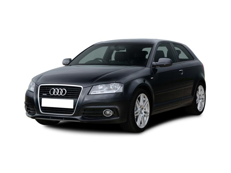 Audi A3 1.8 TFSI Black Edition 3dr  hatchback special editions