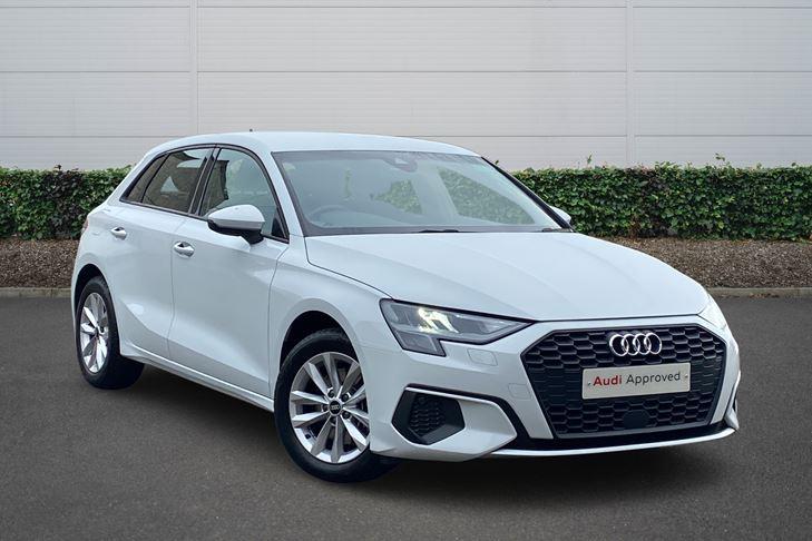 Audi A3 Technik