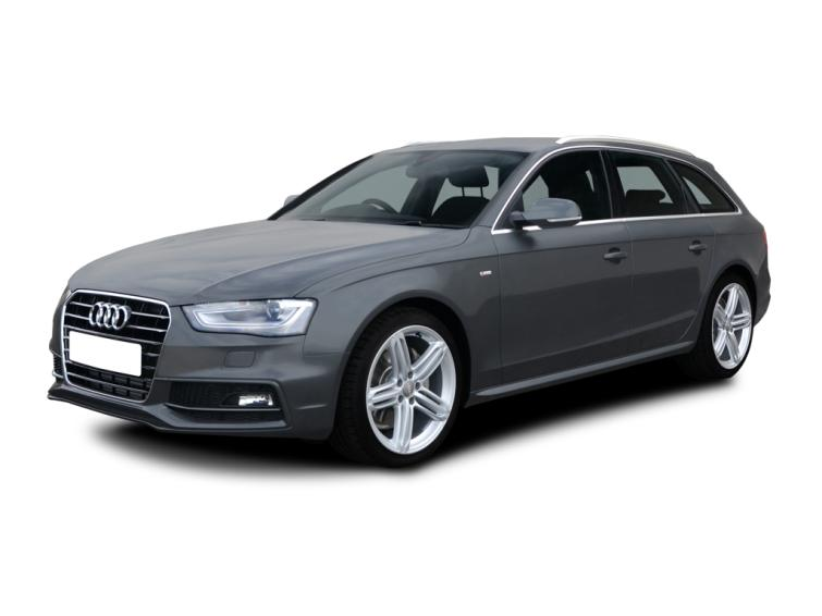 Audi A4 S4 Quattro Black Edition 5dr S Tronic [Nav]  avant special editions