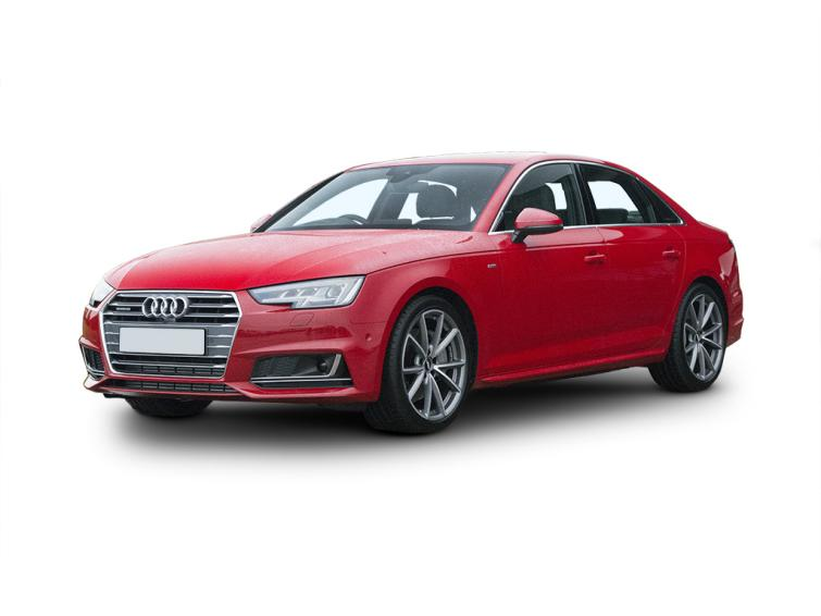 Audi A4 1.4T FSI S Line 4dr [Leather/Alc]  saloon
