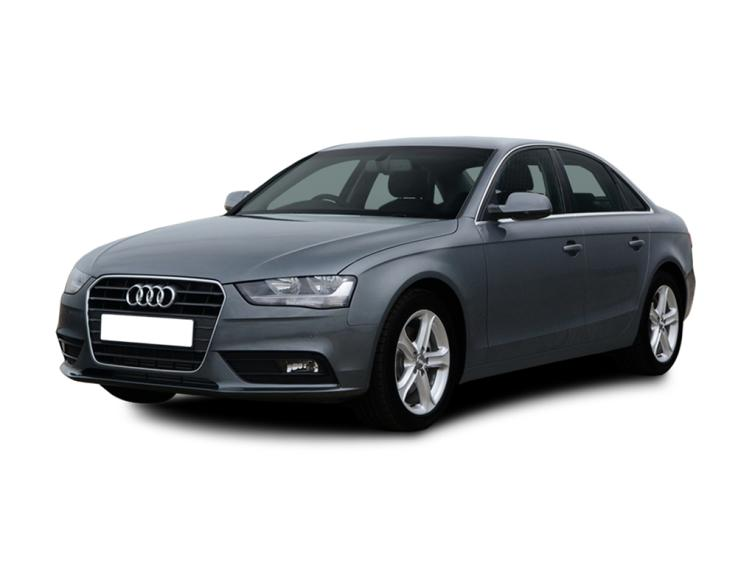 Audi A4 1.8T FSI Black Edition 4dr  saloon special editions